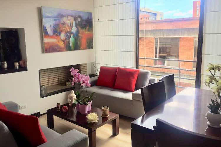 Portada Apartamento en venta en Rincón del Chicó de dos habitaciones