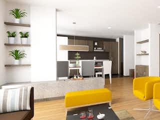 Una sala de estar llena de muebles y un suelo de madera en TerraForte