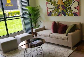 Apartamento en venta en Barrancas de 1 hab. con Solarium...
