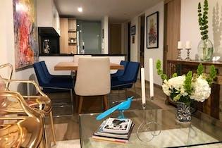 Apartamento En Bogota Rosales - Bellavista Alta, Dos Alcobas