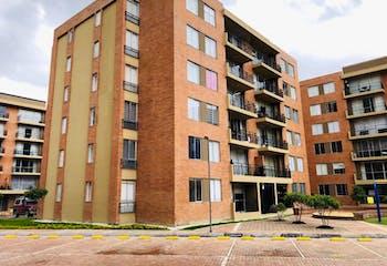 Apartamento En Venta En Madrid Hacienda Casa Blanca, 3 Alcobas.