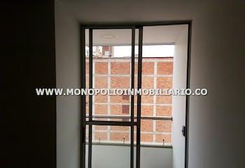 Apartamento En Venta - Sector Santa Ana, Sabaneta, Tres Alcobas