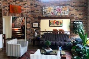 Casa En venta En Bogotá Santa Bibiana, Tres Alcobas