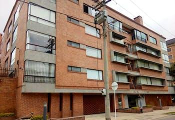 Apartamento En Venta En Bogota Chico Navarra, Una Alcoba