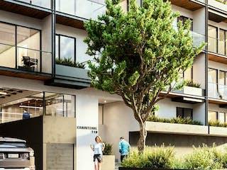 Cuauhtémoc 710, desarrollo inmobiliario en Benito Juárez, Ciudad de México