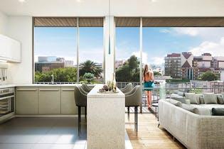 Desarrollo inmobiliario, Sennse San Antonio 95, Departamentos en venta en Ampliación Nápoles 81m²