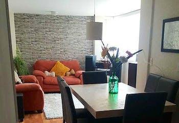 Departamento en venta 77 m2 en Paseos de Taxqueña
