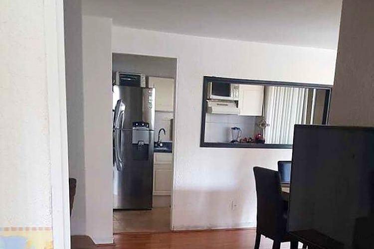 Foto 4 de Departamento en venta 77 m2 en Paseos de Taxqueña