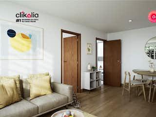 Exclusivo departamento Clikalia en calle Torreón, Piedad Narvarte