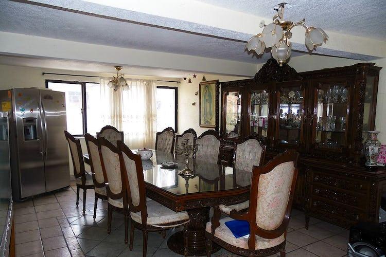 Foto 6 de Casa en venta en Nueva España, Azcapotzalco 432 m2 con patio