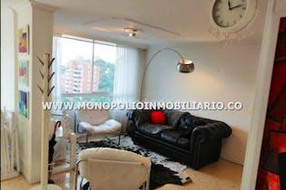 Apartamento en El Campestre, Poblado, 3 Habitaciones- 123m2.