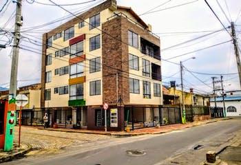 Apartamento En Venta En Chia-Vivenza, cuenta con 2 habitaciones.