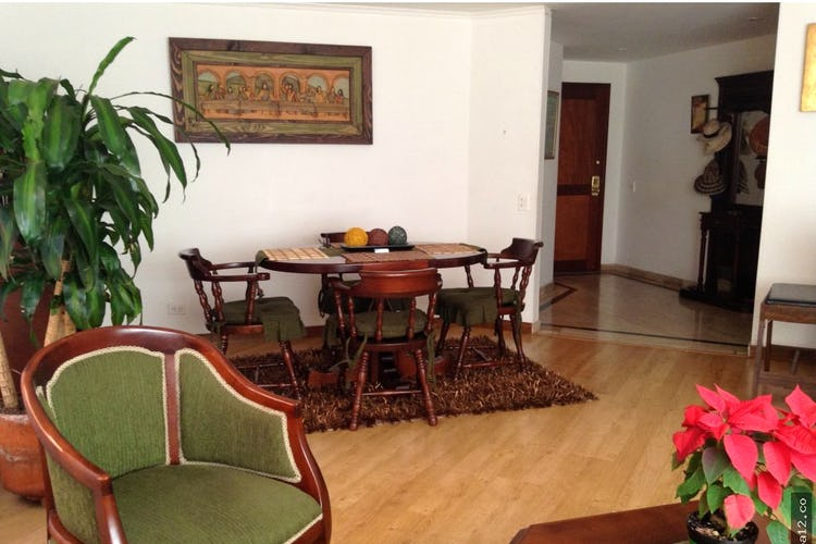 Portada Venta Apartamento en la Calleja - Bogotá con terraza y 2 garajes.