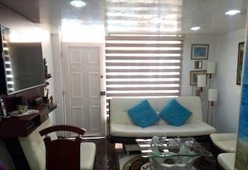 Casa En Los Álamos,Engativa, 82 mts2-3 Habitaciones