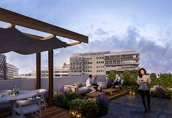 Vivienda nueva, Sennse Garden Polanco, Departamentos en venta en Polanco con 147m²