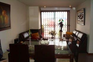 Apartamento En Venta En Bogotá-Usaquén, cuenta con 3 habitaciones.