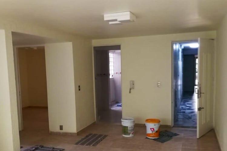Foto 4 de Departamento en venta en Xoco, 90 m² en privada