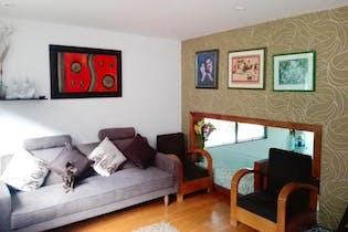 Casa En La Calera, cuenta con 3 habitaciones.