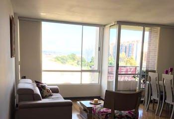 Apartamento duplex En Venta En Bogota-Usaquén, cuenta con 4 habitaciones.