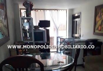 Apartamento En Venta - Sector Las Mercedes, Itagüi, Tres Alcobas