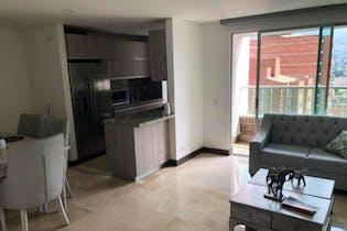 Apartaestudio En Venta En Medellin-Laureles, cuenta con 3 habitaciones.