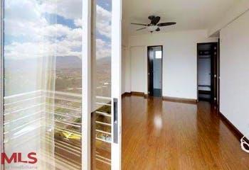 Balcones De Tierralinda, Apartamento en venta en Loma Del Escobero de 135m² con Piscina...