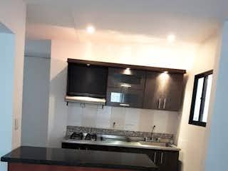 Una cocina con lavabo y microondas en Casa en Venta SAN JAVIER