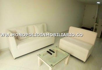 Apartamento en venta en Las Flores 83m² con Solarium...