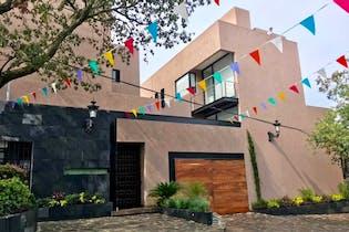 Casa en condominio en venta en tlalpan