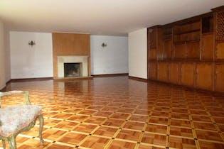 Apartamento en venta en Chicó Reservado de 4 alcobas