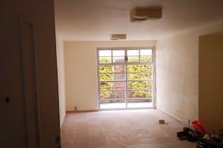 Departamento en venta en Xoco, 90 m² en privada