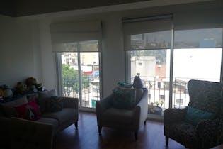 Departamento en venta en San José Insurgentes con balcón, 66 m2