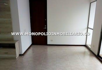 Venta de apartamento en el sector de Loma del Barro, Tres Alcobas