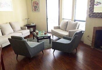 Apartamento en venta en Del Valle de 3 hab.