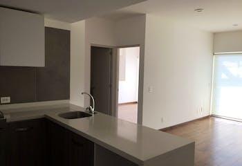 Departamento en venta en Col. Xoco, 83 m² con balcón