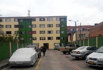 Apartamento En Venta En Bogotá-Fontibón, cuenta con 3 habitaciones.