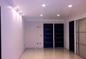 Departamento en venta en Lindavista Sur de 78 m2, con terraza