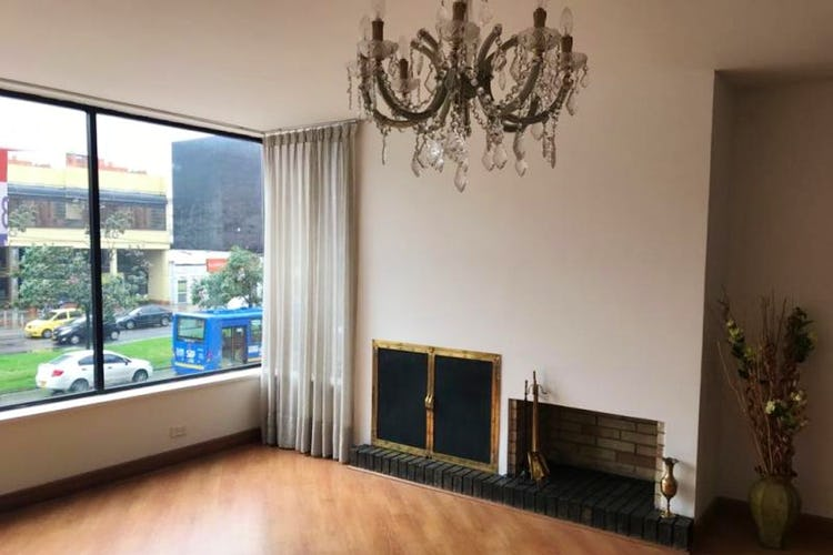 Portada Apartamento En Venta En Bogota Santa Barbara-Usaquén