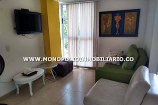 Venta de apartamento amoblado en el sector de Santa Fe de Antioquia, Dos Alcobas