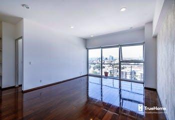 Departamento en venta en Xoco, 102 m² con balcón