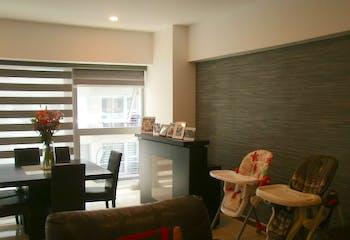 Apartamento en venta en Xoco, 135m² con Solarium...