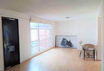 Departamento en venta en Narvarte Oriente 89 m2  en 4o. piso