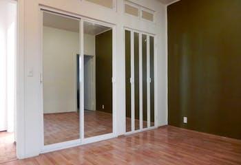 Departamento en venta en Narvarte 106.48m2 estilo conservador