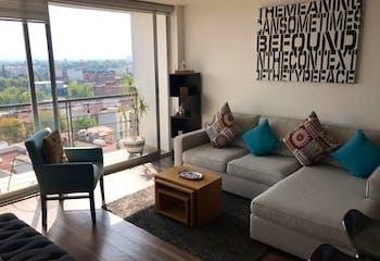 Departamento en venta en Narvarte 81 m2 con 2 recamaras