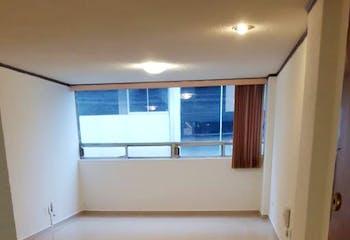 Se vende departamento en Tlacoquemecatl 100 m²