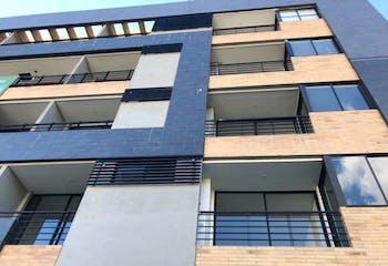 Apartaestudio En venta En Bogota Santa Barbara - 51 mts con terraza.