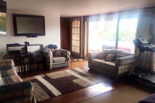 Apartamento Dúplex de 247m2 en Bogotá, el Refugio - con tres alcobas