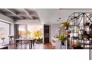 Apartamento en Alejandria, Poblado cuenta con dos alcobas