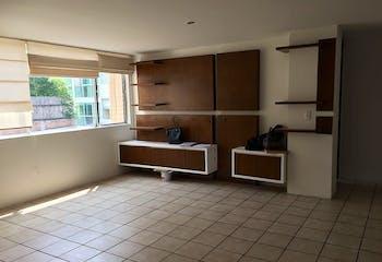 Departamento en venta en Col. Del Valle Norte, 97.5 m² con elevador