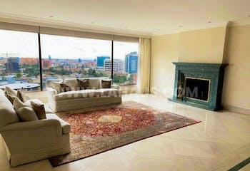 Apartamento En Venta En Bogota Santa Bárbara- Tres Habitaciones